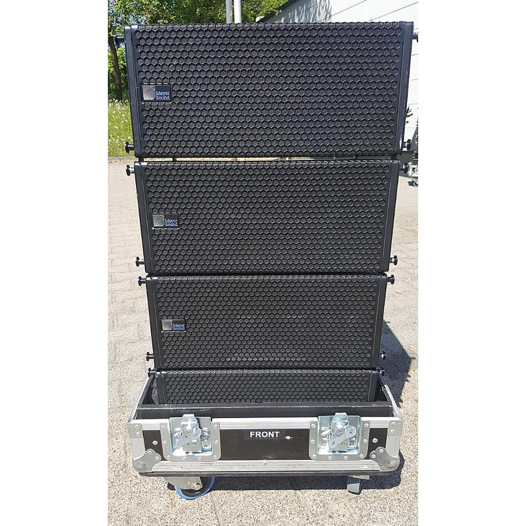 Meyer Sound MINA in cases