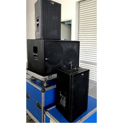 Used Meyer Sound UPA-1P / USW-1P Speaker / Subwoofer Package