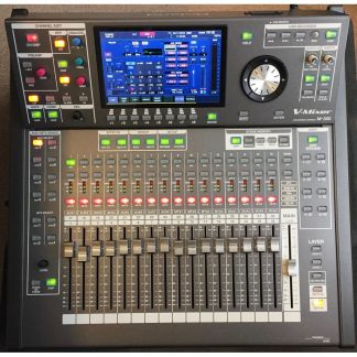 Roland M-300 V-Mixer, 4 x S-0808 Stageboxes and 1 x S-4000M