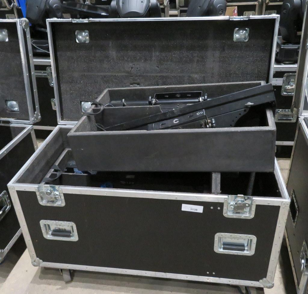 Showtec Pixeltrack MKII Case of 6