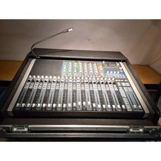 Soundcraft Performer 2 - 24ch - Includes Flightcase