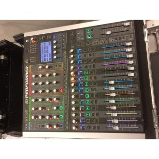 Soundcraft Si Performer1 with stagerack
