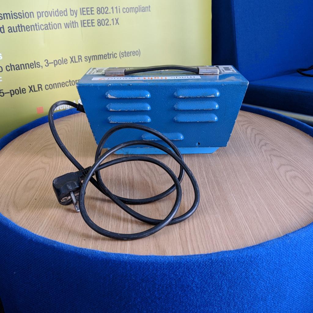 LTM Alimarc 200w Fresnel w/ Flight case