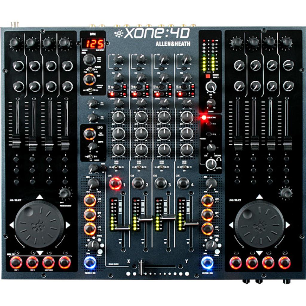 Allen & Heath XONE:4D USB Audio Interface