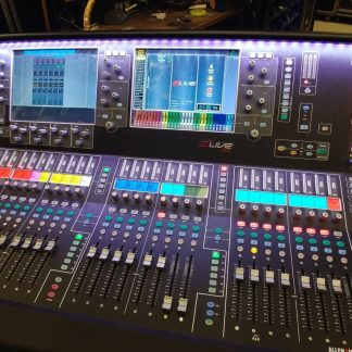 Used Allen & Heath dLive S5000 Digital Mixing Console