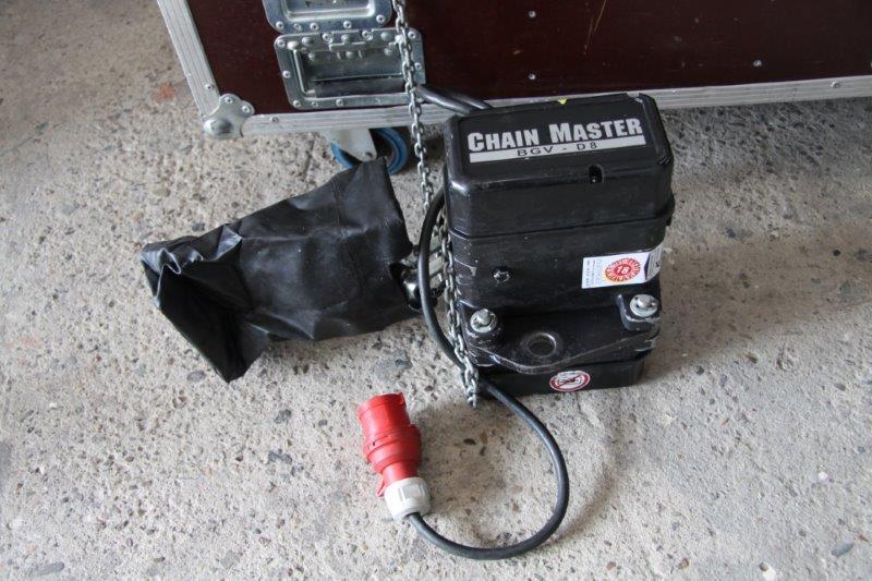 ChainMaster Hoist 18 Meter