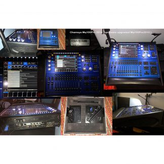Chamsys MQ100 Pro 2014 Lighting Console