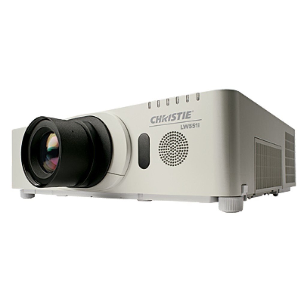 Christie Digital LW551i Projector for sale