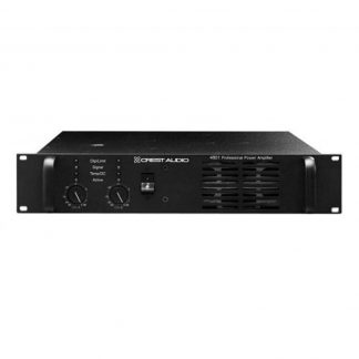 Crest Audio 4801 Amplifier