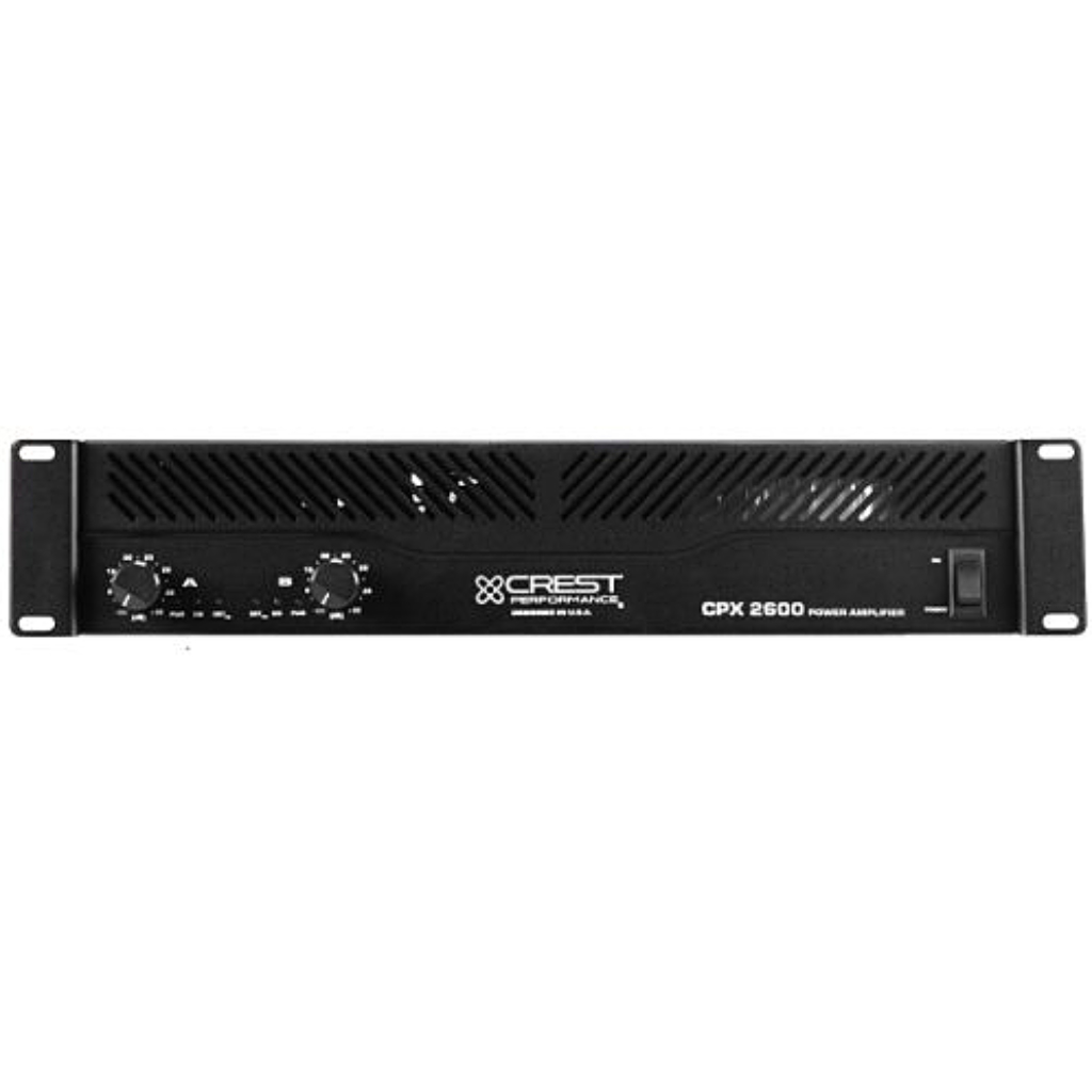 Crest Audio CPX2600 Amplifier