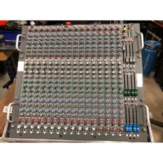 Used Crest Audio XRM Mixer