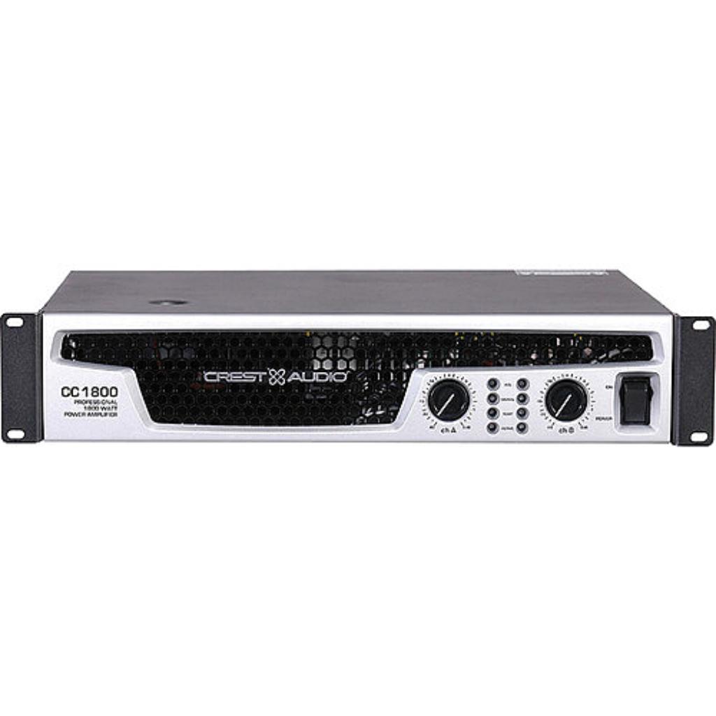 Crest CC1800 Amplifier