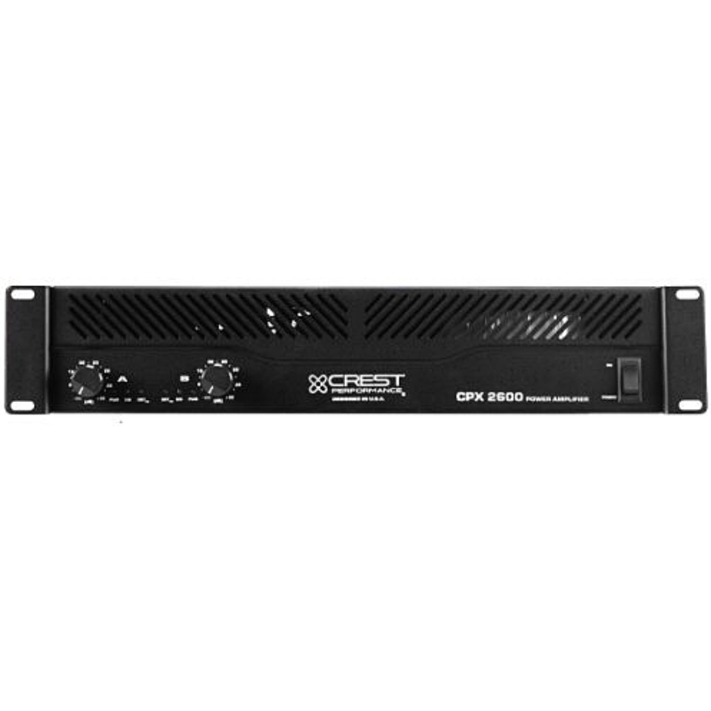 Crest CPX-2600 Amplifier