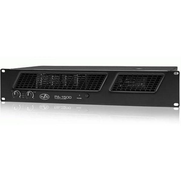 DAS Audio PA-1500 Stereo Amplifier