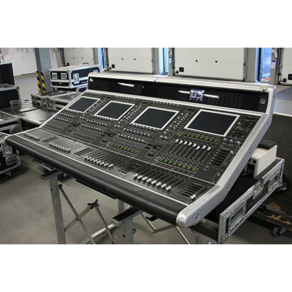Digico D5 Live Audio Console