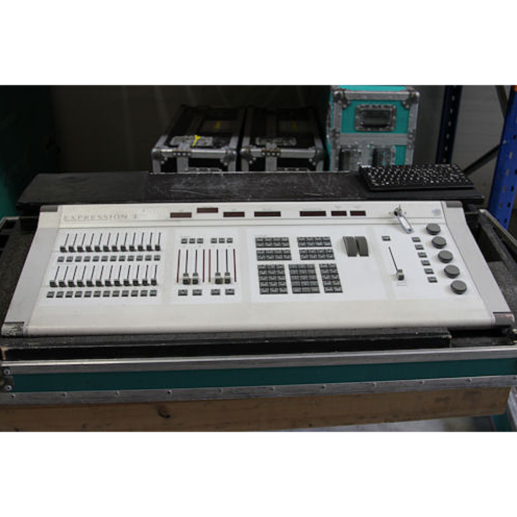 ETC Expression 3 Lighting Console