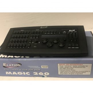 Elation Magic 260 DMX Lighting Console