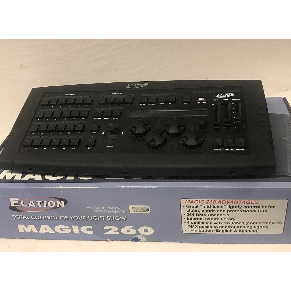 Elation Magic 260 DMX Lighting Console