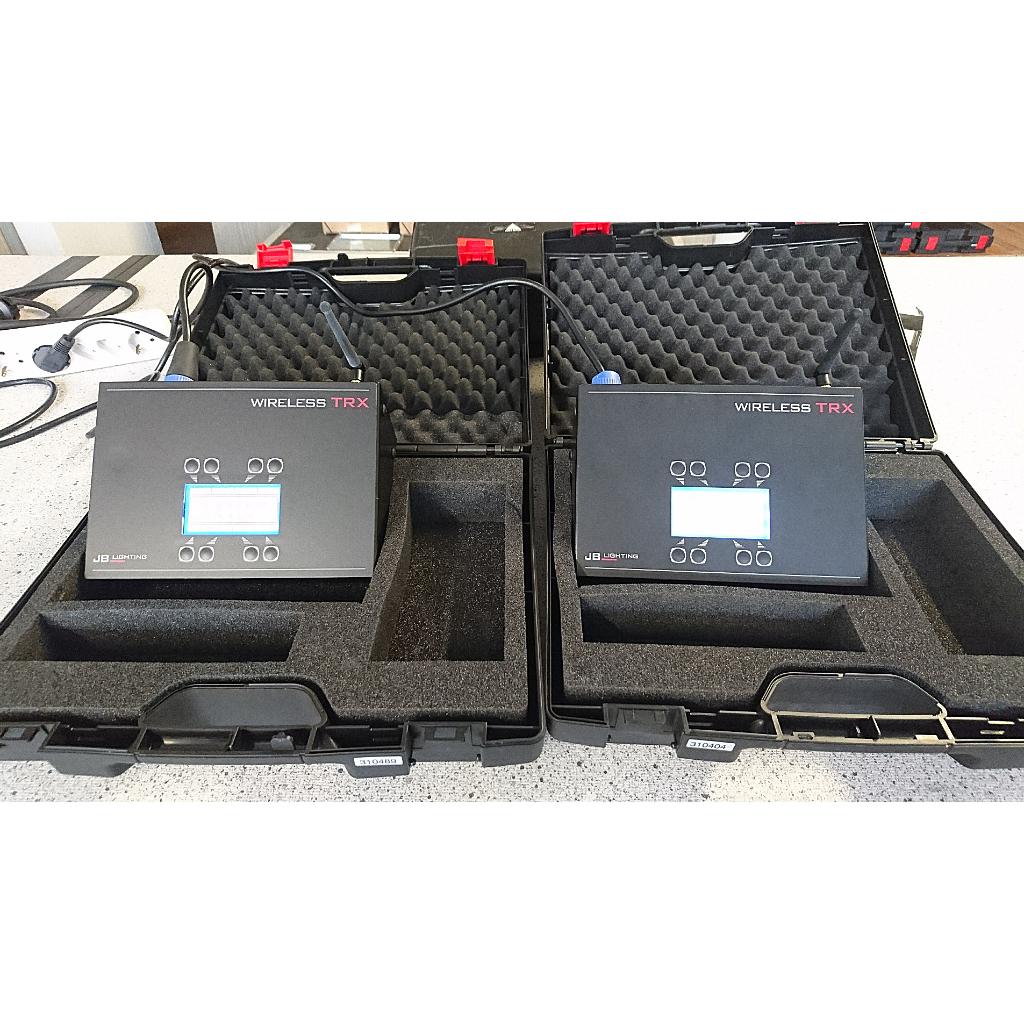 JB Lighting TRX Wireless DMX – Buy now from 10Kused