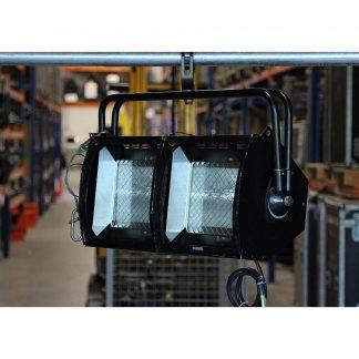 James Thomas Engineering D1001P 2 Cell Lighting Fixture