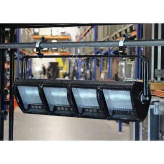 James Thomas Engineering D1001P Lighting Fixture