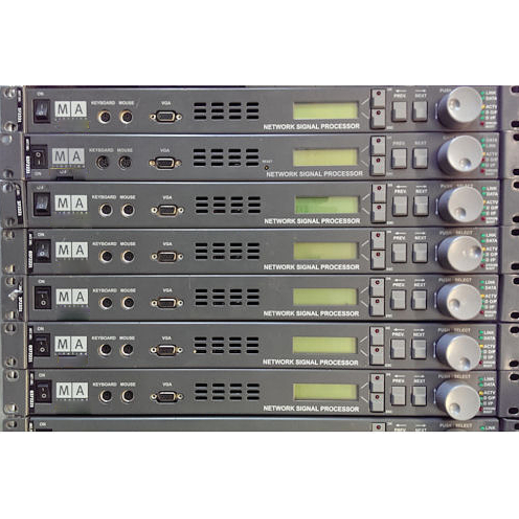 MA Lighting Grand MA NSP (Network Signal Processor)