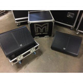 Martin Audio LE 1200 Loudspeaker Set