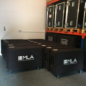 Martin Audio – MLA/MLX