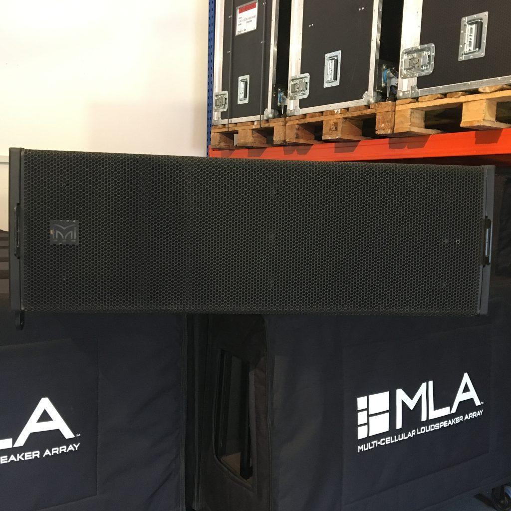Martin Audio MLA / MLX – Buy now from 10Kused