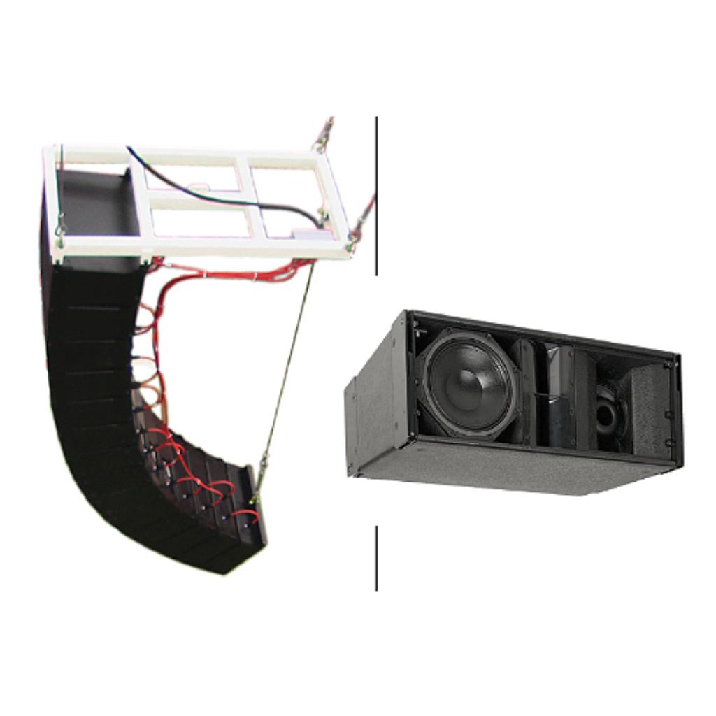 Martin Audio W8LMi Loudspeakers