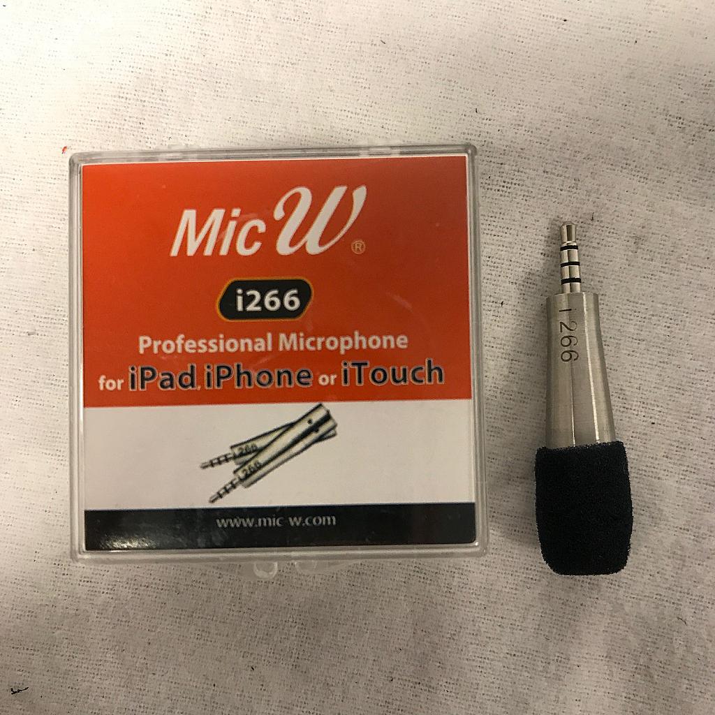 MicW I266 Microphone