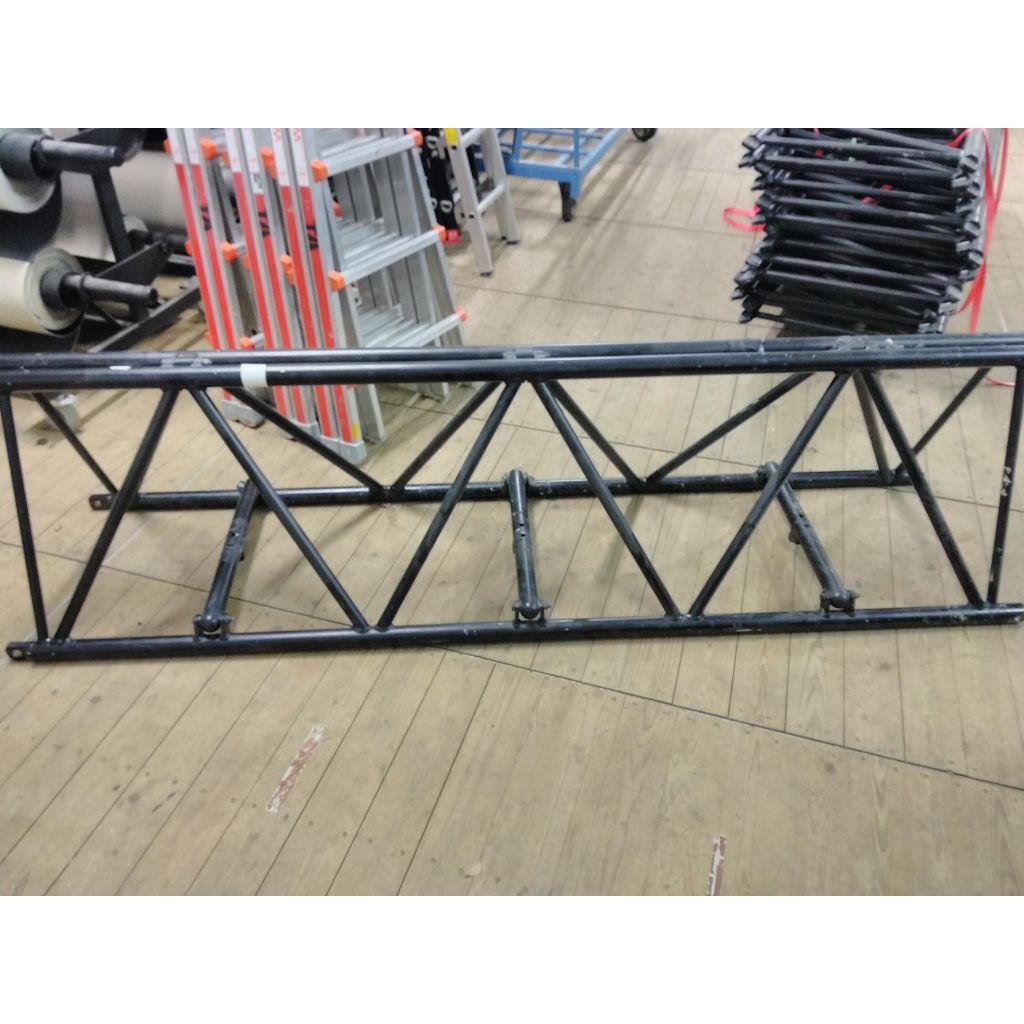 Slick Folding truss lenth