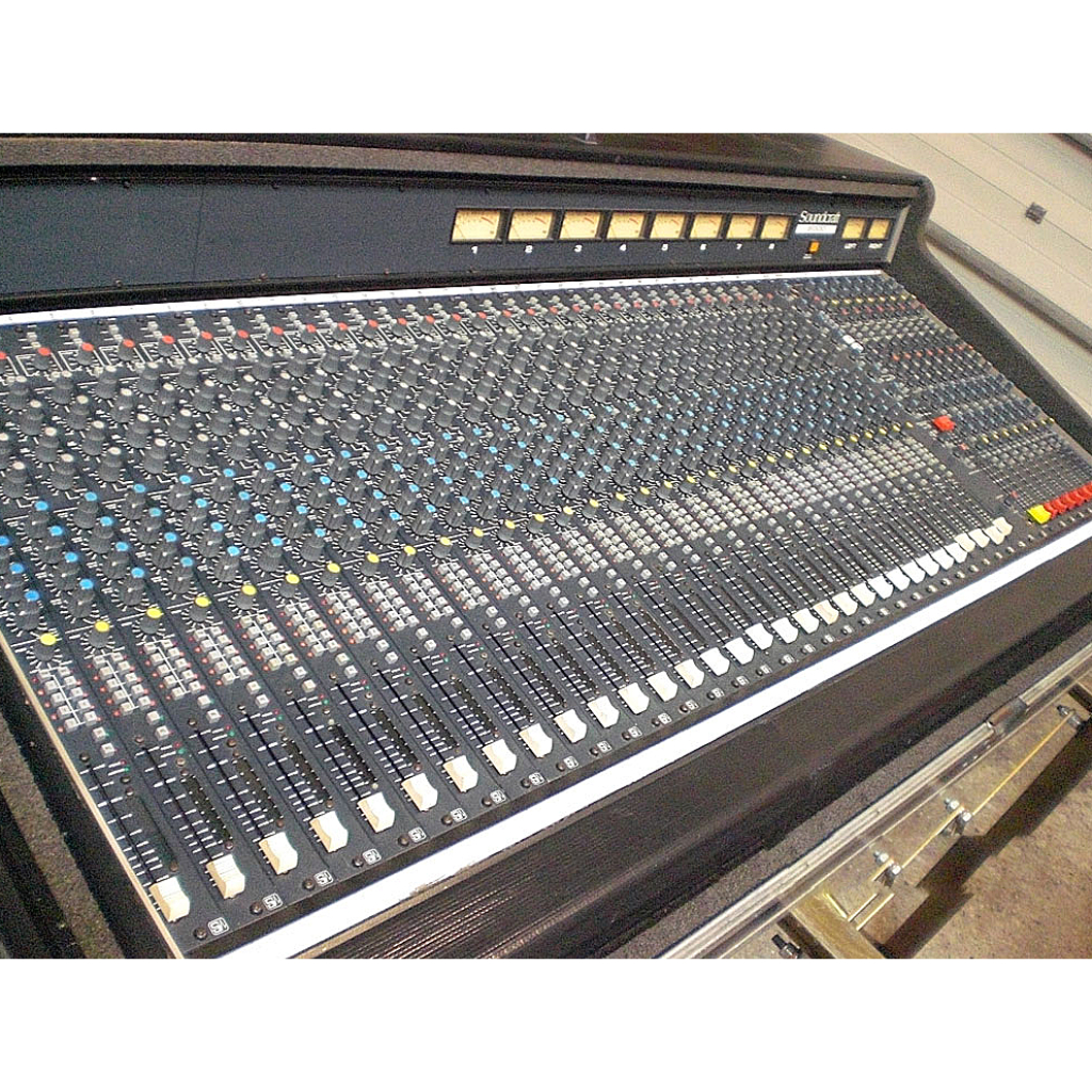 Soundcraft 8000 Series Mixing Console