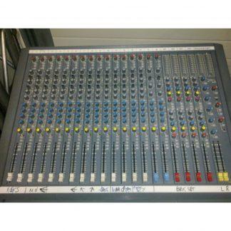 Soundcraft Delta 12 Audio Mixer