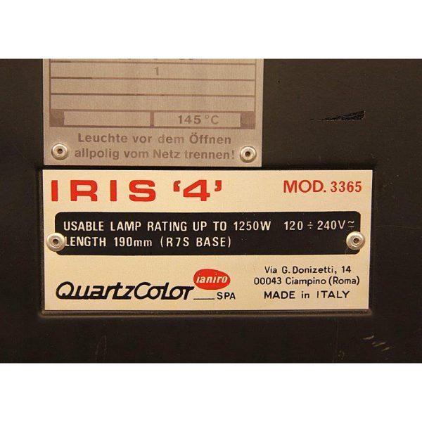 Strand QuartzColor Iris 4 Package - Used