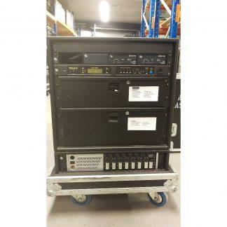 Telex and ASL Intercom Set (wired and wireless)