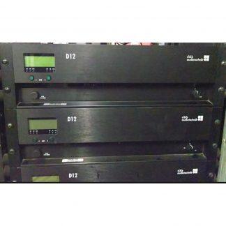 d&b audiotechnik D12 Amplifier
