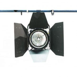 Used Desisti 1200 HMI Fresnel Openface Lighting Fixture