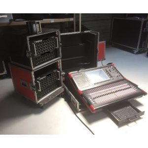 DiGiCo SD9 Mixer Set
