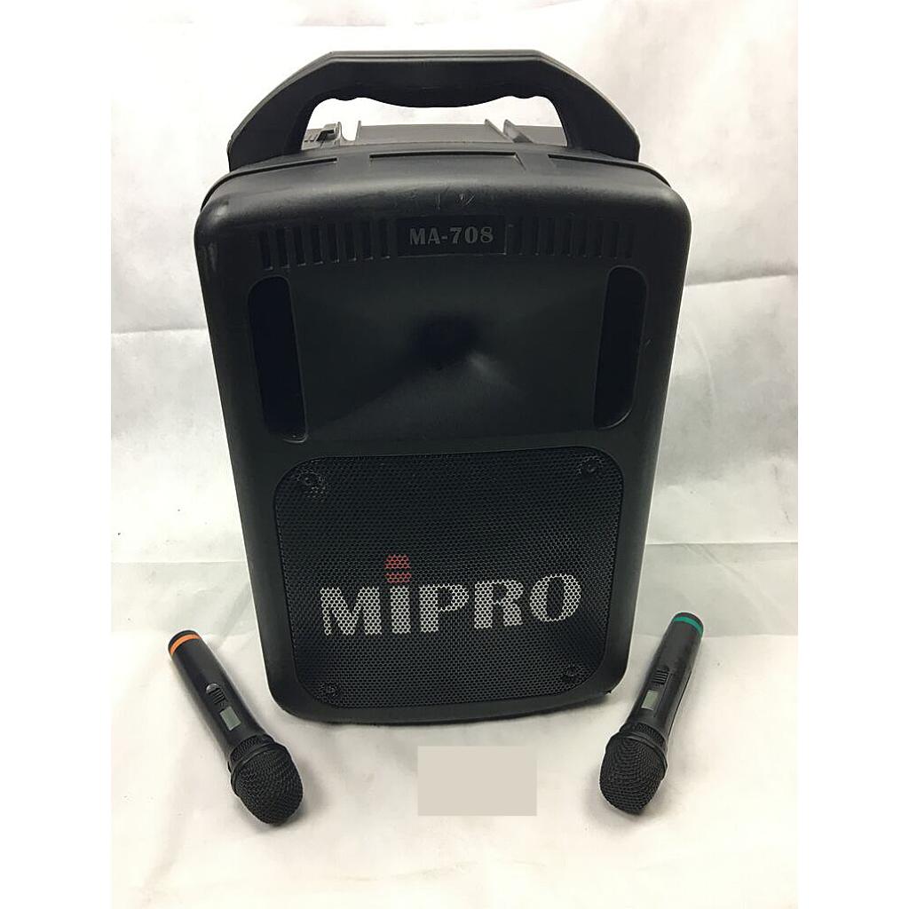 MiPro MA708 PA System