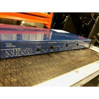 Used NEXO PS15 TDController MkII Processor