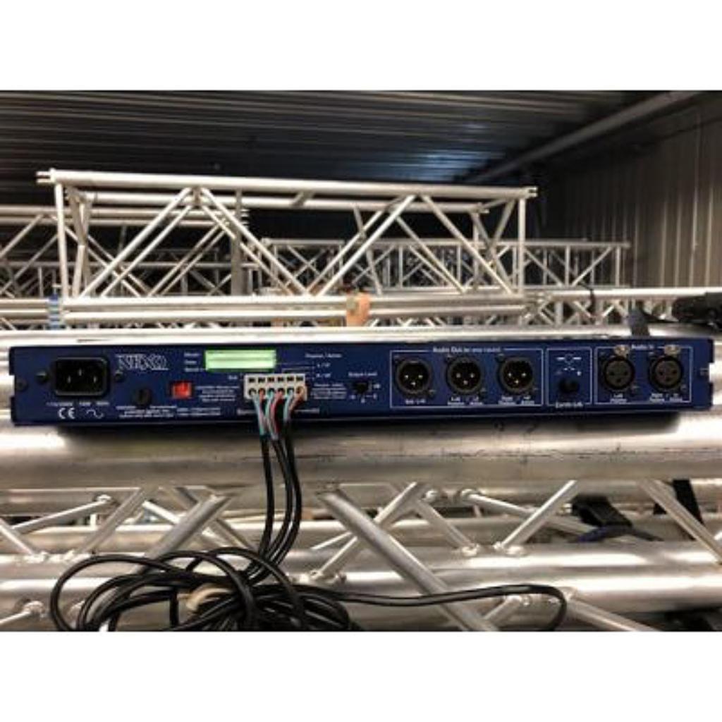 NEXO PS15 TDController MkII Processor