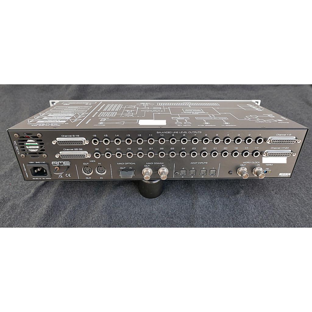 RME M-32 DA Interface