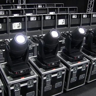 SGM G-Spot LED Moving Head Lighting Fixture