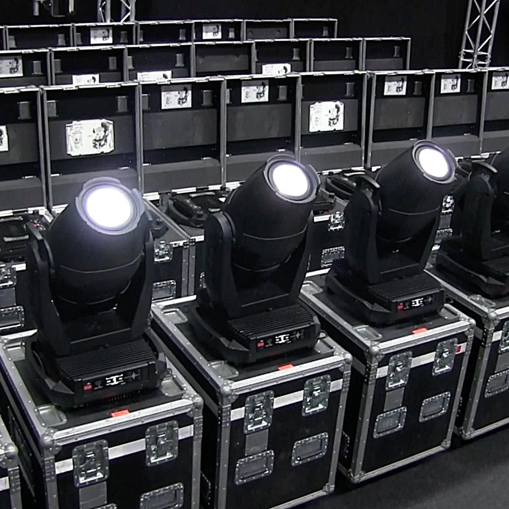 SGM G-Spot LED Moving Head Lighting Fixture