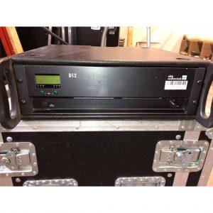 d&b D12 amp