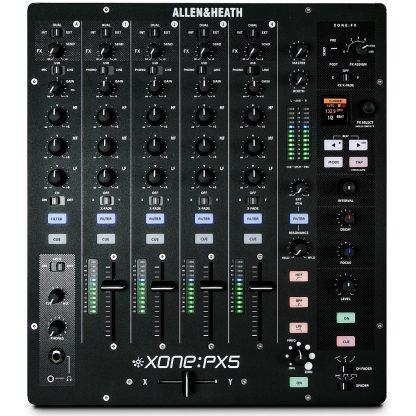 Allen & Heath AH XONE PX5 DJ Mixer
