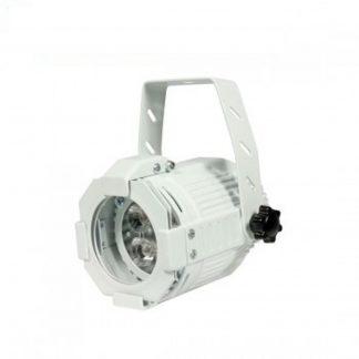 Elation Opti PAR 16 LED 4x1W cw/6 White Lighting Fixture