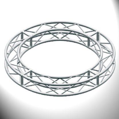 Litec QX30S Circle Silver Truss