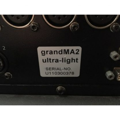 MA Lighting Grand MA2 Ultra Light 05